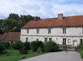 Manoir Francis, Marles-sur-Canche