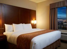 Comfort Suites Saskatoon, Saskatoon (Borden yakınında)