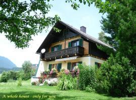 Ferienhaus Anke - Ausseerland Salzkammergut, Pichl bei Aussee (Radling yakınında)