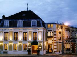 Hostellerie du Cheval Noir, Moret-sur-Loing (рядом с городом La Thurelle)