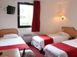 P'tit Déj-Hotel Tours Sud, Saint-Avertin