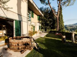 B&B Villa Fortezza, Ascoli Piceno (Berdekatan Colle San Marco)