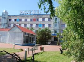 Hotel Horizont, Neubrandenburg (Mallin yakınında)