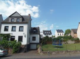 Moezelvakantiewoning, Nehren (Senheim yakınında)