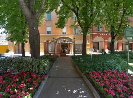 ザンホテル レジーナ, ボローニャ