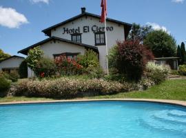 Hotel El Ciervo, Villarrica