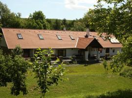 Vadlány Vendégház, Nagygörbő (рядом с городом Sümegprága)