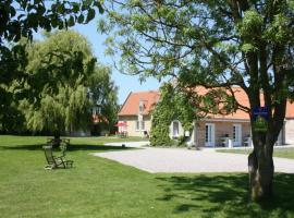 La Haute Muraille, Saint-Folquin (рядом с городом Gravelines)