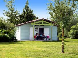 Grand Bleu Vacances – Résidence Port Lalande, Castelmoron-sur-Lot (рядом с городом Granges-sur-Lot)