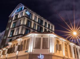 J8 Hotel 3 Star Lavender Singapore