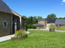 Le Moulin de Hosdent, Braives (Lens-Saint-Remy yakınında)