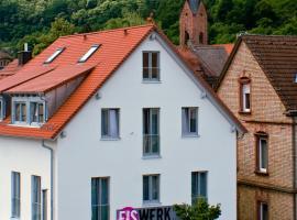 Gästehaus Eschers Eiswerk, Annweiler am Trifels