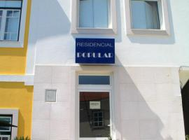 Residencial Popular, Peniche