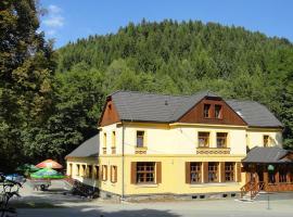 Hotel Růžové údolí, Pivonín (Zábřeh yakınında)