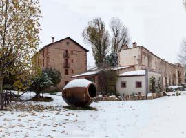 Alojamiento Rural Molino Del Batan, Молина-де-Арагон (рядом с городом Рильо-де-Гальо)