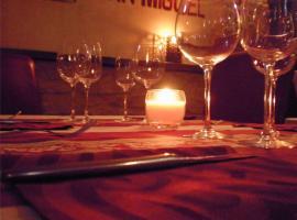 Hostal Restaurante San Miguel, Fuentes de Ebro (Codo yakınında)