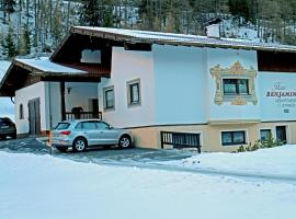 Haus Benjamin, Sölden (Zwieselstein yakınında)