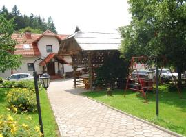 Tourist Farm Klevž
