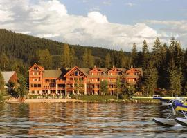 Lodge at Sandpoint, Sandpoint