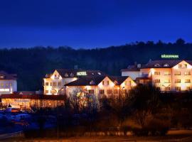 Bäder Park Hotel, Fulda (Dirlos yakınında)