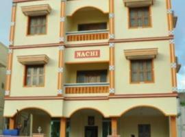 Nachi Residency, Kāraikkudi (рядом с городом Kānādukāttān)
