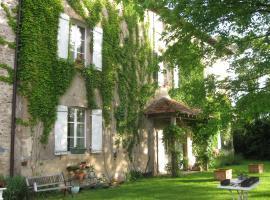 Le Domaine de Panissac, Berneuil (рядом с городом Saint-Junien-les-Combes)