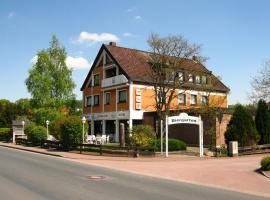 Hotel-Garni Pfeffermühle, Emmerthal