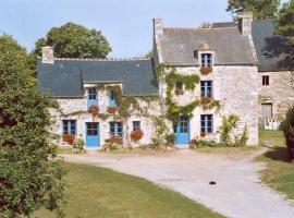 Gîtes du Château de Montafilan, Corseul (рядом с городом Vildé-Guingalan)