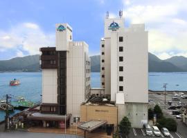 宮島コーラルホテル, 宮島
