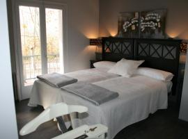 Hotel L'Ast, Баньолас (рядом с городом Pujarnol)