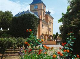 Hotel Schloss Edesheim, Edesheim (Roschbach yakınında)