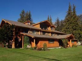 Bella Coola Mountain Lodge, Hagensborg