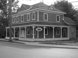 Emilyville Inn, Campbellford (Hastings yakınında)