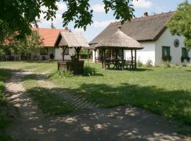 Koroknai Porta, Báránd (рядом с городом Püspökladány)
