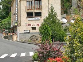 Logis Hôtel de la Paix