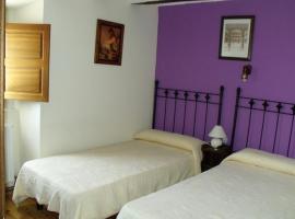 Hotel Rural Papasol, Atapuerca (Rubena yakınında)