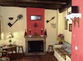 Casa Antoñita, Параута