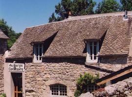 Hôtel Auberge du Combaïre, Laguiole (рядом с городом Curières)