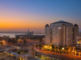 Emby Suites By Hilton San Go Bay Downtown 4 Star Hotel This Is A Preferred Property They Provide Excellent Service Great Value And Have Awesome