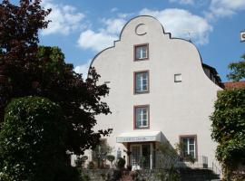 Hotel am Main, Veitshöchheim (Erlabrunn yakınında)