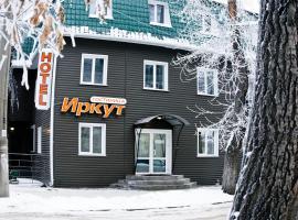 Hotel Irkut, Irkoutsk