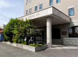 Station Hotel AU, Tsu