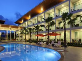Clear House Resort, Kamala Beach