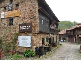 La Franca - Posada Rural, Барсена-Майор (рядом с городом Лос-Тохос)