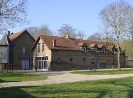 Chambres d'Hôtes La Chance au Roy, Aigneville (рядом с городом Chépy)