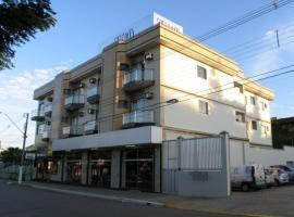 Terraço Hotel, Três Pontas