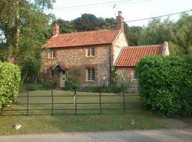 The Potting Shed at Woodside Cottage, Weasenham (рядом с городом Great Massingham)