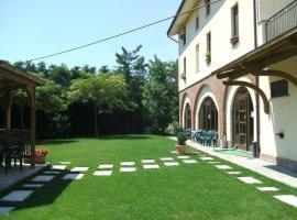 Hotel Ristorante Villa Magnolia, Predosa (Mantovana yakınında)