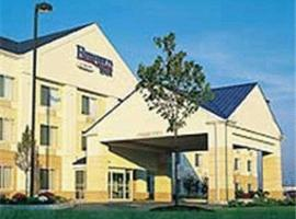 Fairfield Inn And Suites By Marriott Emporia I 95