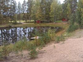 Konnunsuo Apartments, Konnunsuo (рядом с городом Nuijamaa)
